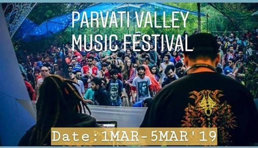 Parvati Valley Music Festival19 - A Multi-Genre Music