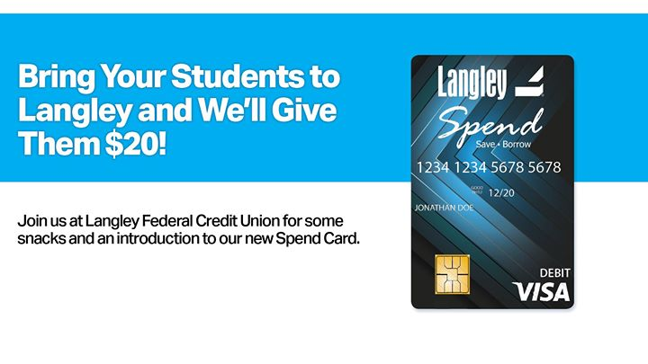 Langley Spend Card Introduction