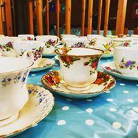 Our big Buddy farewell Tea Party