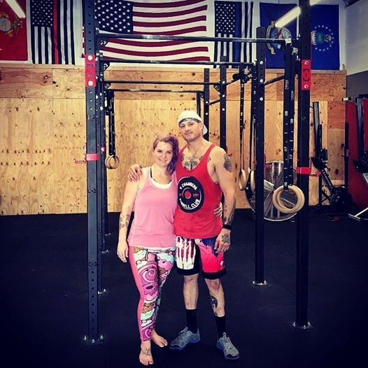 1f842e032657fb Created by 4 Chambers Strength and Conditioning - Converse CrossFit.  Organizer  Claim this Event. Follow Contact. Advertisement