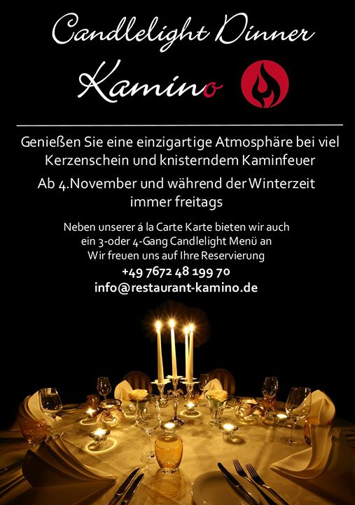Candle light dinner kaiserslautern