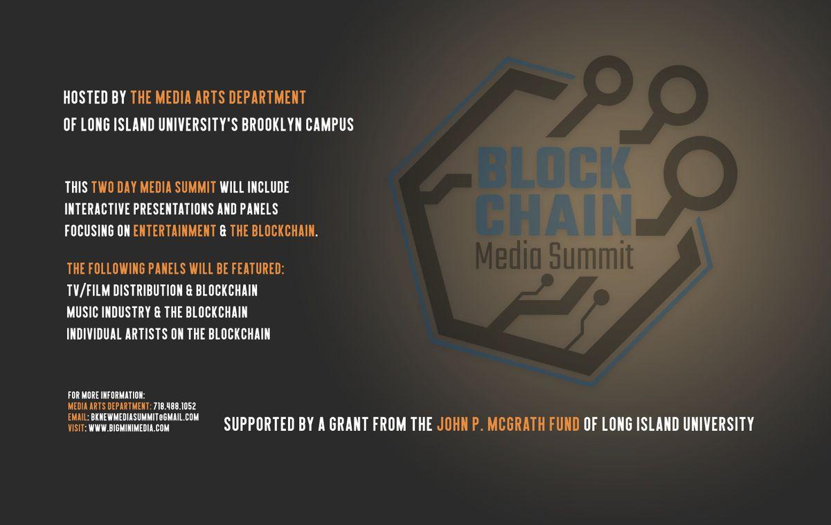 Blockchain Media Summit