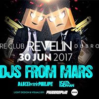 DJS From MARS Culture Club Revelin