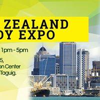New Zealand Study Expo - SM Aura
