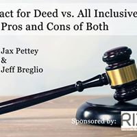 Contract for Deed vs. All Inclusive w Pettey &amp Breglio