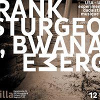 Crank Sturgeon  If Bwana  Emerge