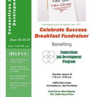 New Year New Career Breakfast Fundraiser