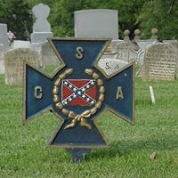 Stonewall Jackson 23 Confederate Memorial Day Service