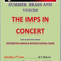 Yorkshire Imperial Brass Band in concert