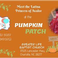 Princess Meet n Greet at the Pumpkin Patch