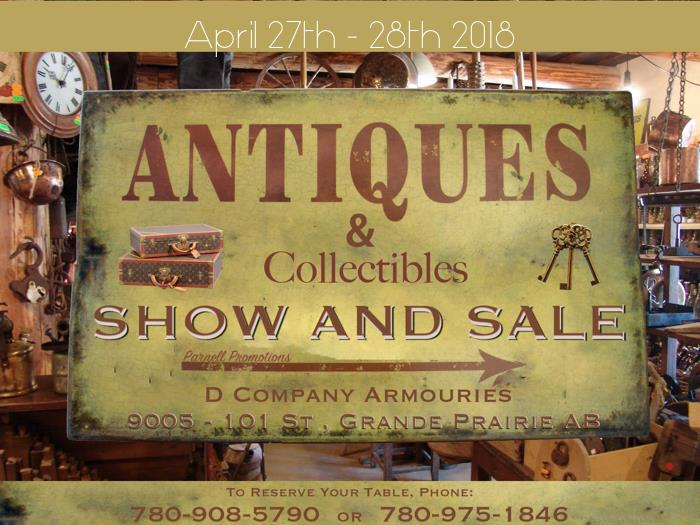 The Original GP Antiques and Collectibles Show & Sale