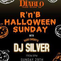 RnB Sunday Halloween Party
