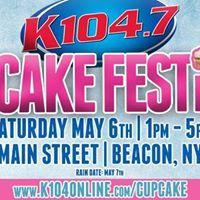 K104 Cupcake Festival