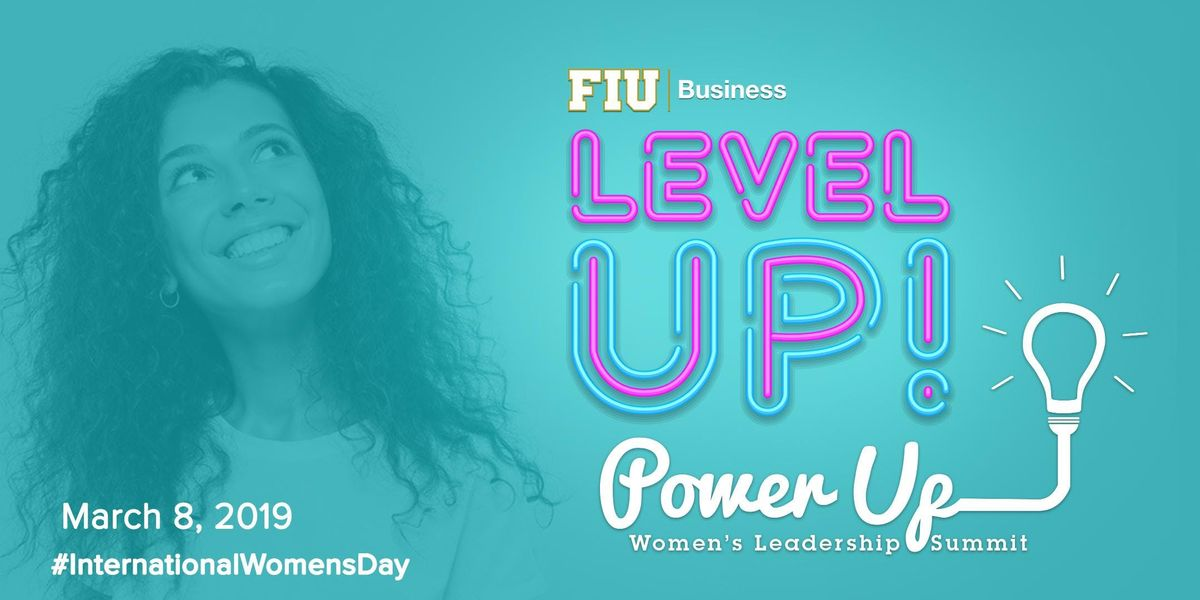 FIU PowerUP Womens Leadership Conference