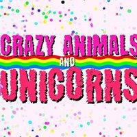 Crazy Animals &amp Unicorns  14.07.17  Kiezklub Dresden