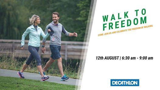 Walk to Freedom