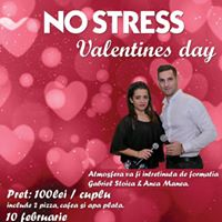 Valentines Day la No Stress