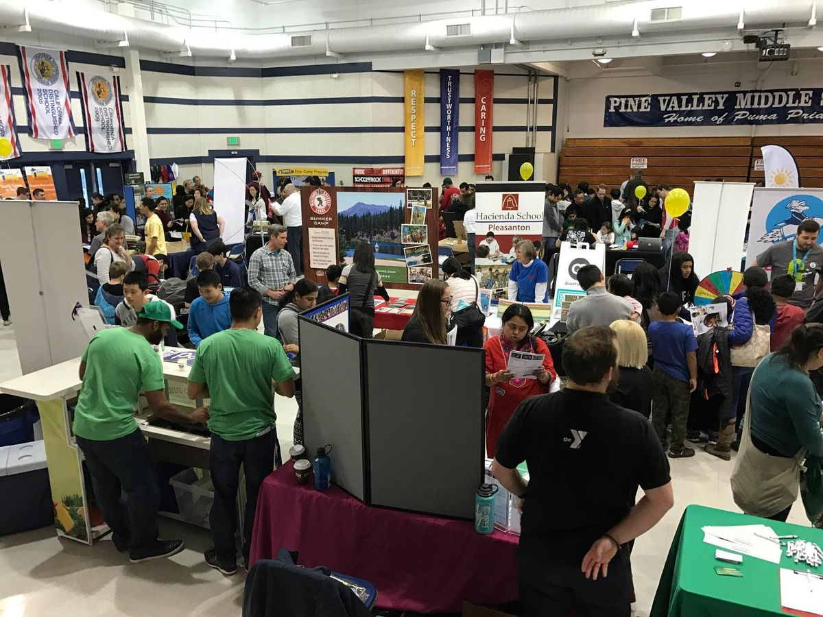 East Bay Camp and School Fair - Free