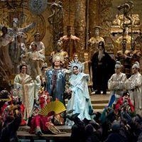 Metropolitan Opera Turandot New York NY