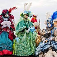 Carnevale Veneziano volo dellaquila e San Zanipolo
