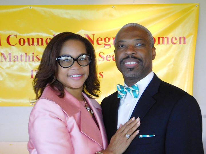 Pastor And Wife Anniversary Program At Greater Mount Olive Baptist