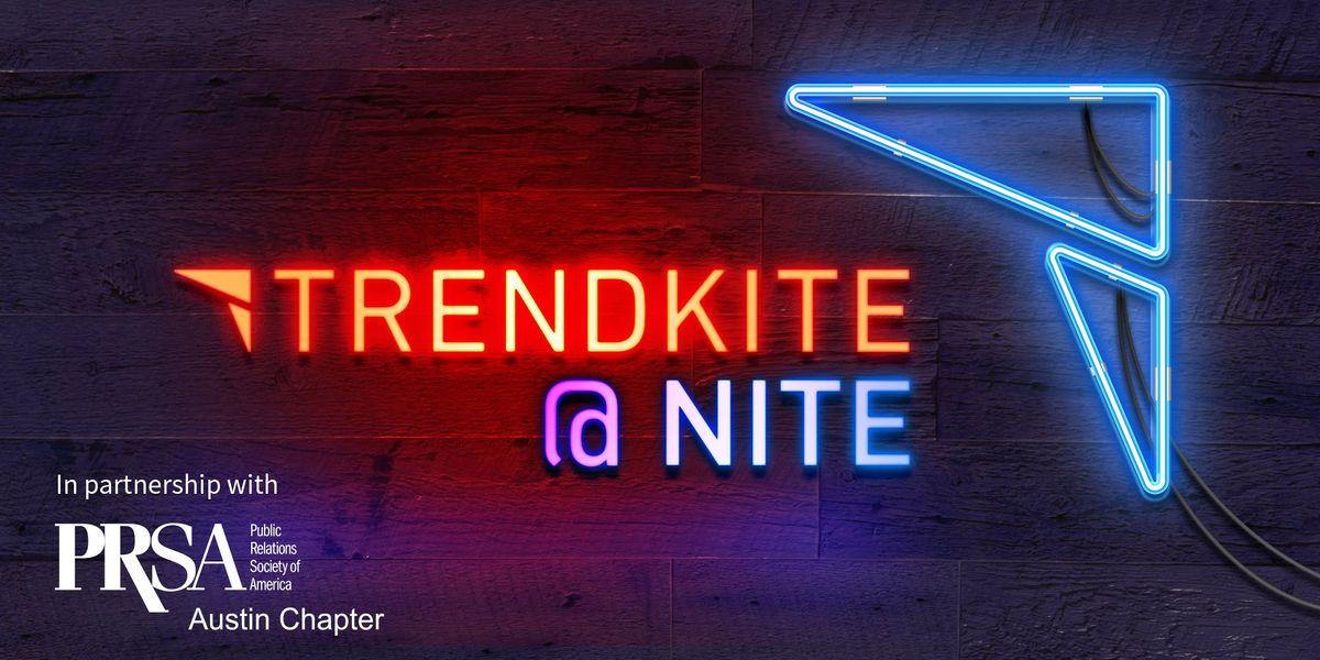 TrendKite at Nite