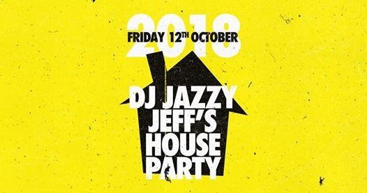 DJ Jazzy Jeffs House Party