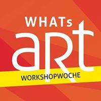 WhatsArt - Workshopwoche Schiffbauergasse