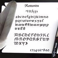Calligraphy &amp Illumination - 3 20 per person