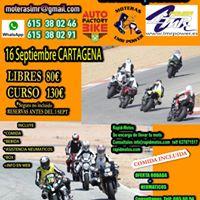 Rodada Cartagena 16 de Septiembre