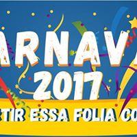 Carnaval Bar da piscina
