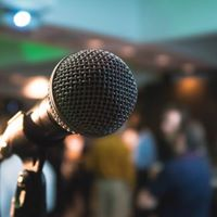 Youth poetry open mic
