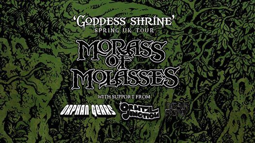 Morass Of Molasses  Orphan Gears  Orbital Junction Deaf Row