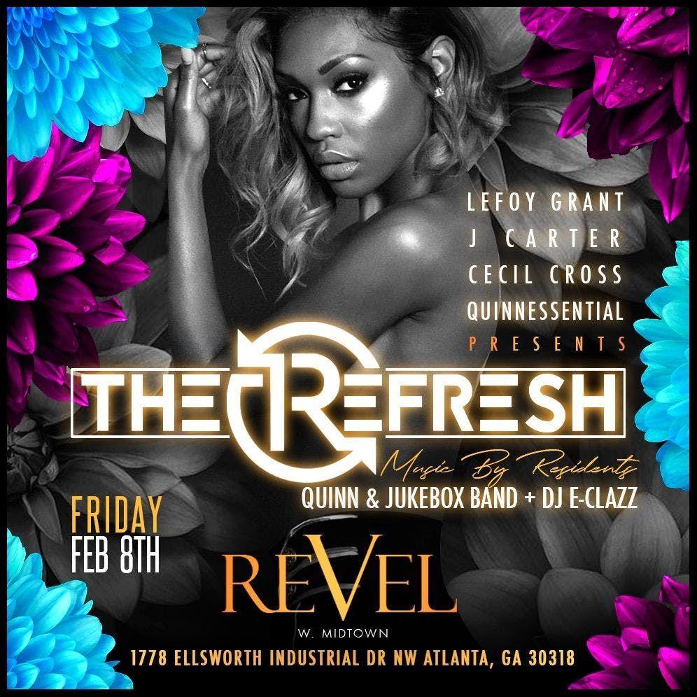 The Refresh  Revel