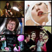 Make-up kurs og Fotoshoot med Synnve Sorthe Hamar