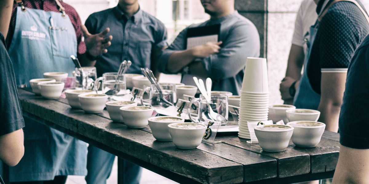 Public Cupping Series