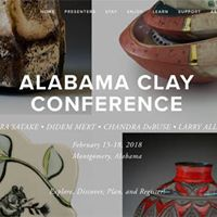 33rd Alabama Clay Conference