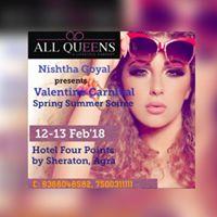 All Queens By Nishtha Goyal..Fashion &amp Lifestyle Exhibition