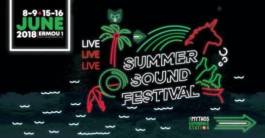 Summer Sound Festival 2018