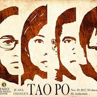 Tagpuan Tao Po