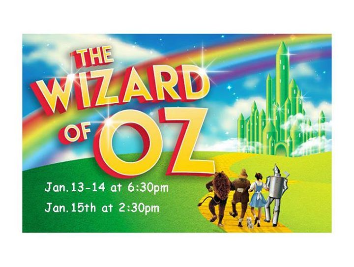 Hata Presents The Wizards Of Oz At Maple Avenue United