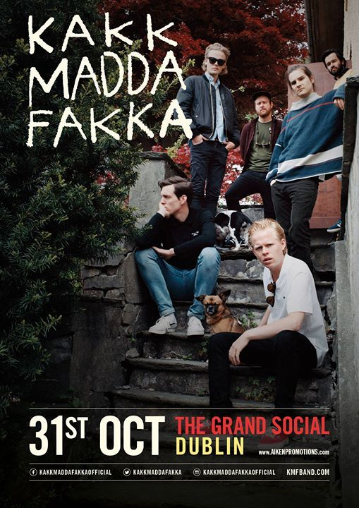 Kakkmaddafakka - The Grand Social