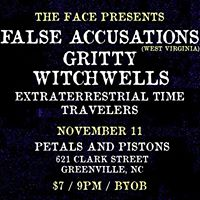 1111- ETTT False Accusations Gritty Witchwells