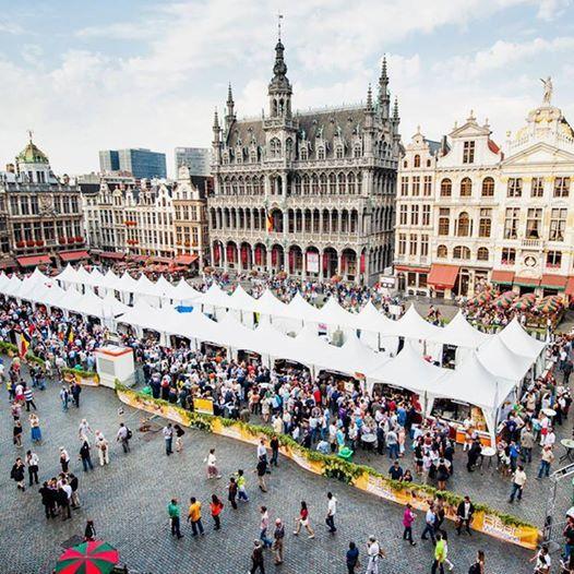 Weekend Bruxelles & Bruges - Festival de la Bire