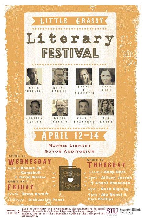 2017 Little Grassy Literary Festival