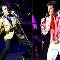 Tribute to Elvis in Concert w Chris Connor and Pete Paquette