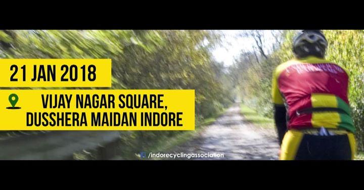 Saksham Cyclothon Indore