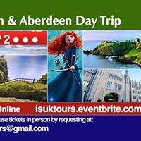 Group 2 Stonehaven &amp Aberdeen Day Trip