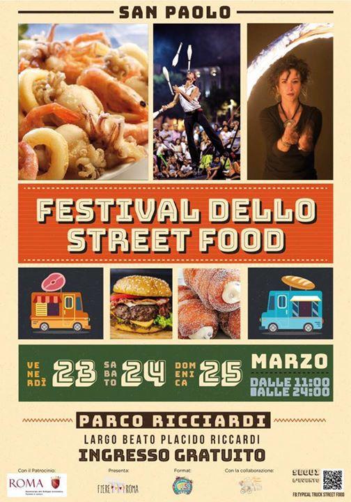 San Paolo festival dello street food