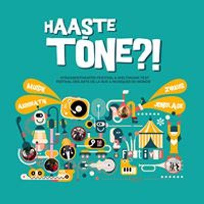 HAASte Töne Straßentheater Festival & Weltmusik Fest